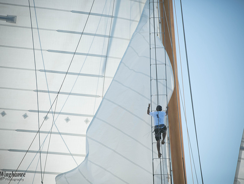 Mallorca sailing photography