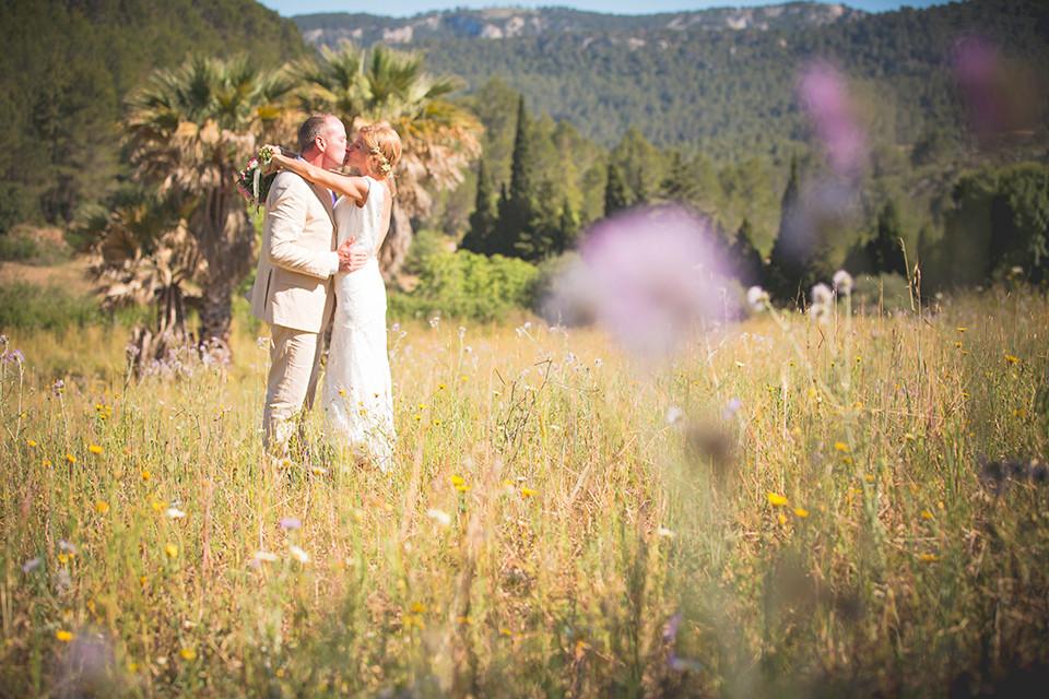 Spring wedding in Mallorca