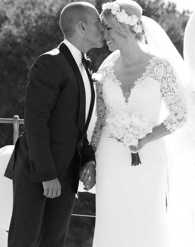 Wedding ceremony photographer