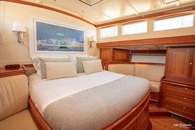 INterior yacht photographer in Mallorca