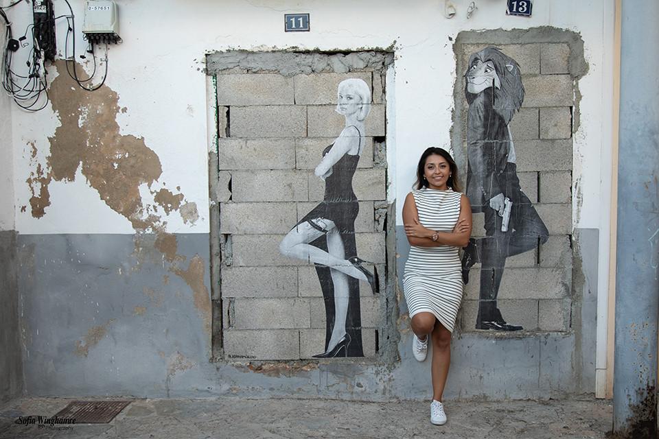 Portrait photography in Mallorca