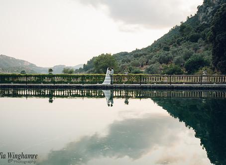 Dreamy Mallorca wedding in stunning venue
