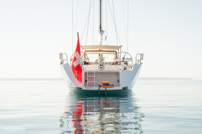 Mallorca sailing yacht photographer