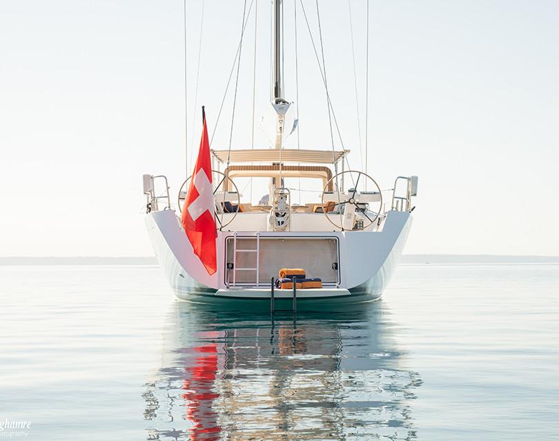 Sail yacht photography in Mallorca