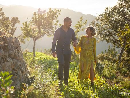 Love in the time of Covid, a modern romance! A Mallorca wedding dream...