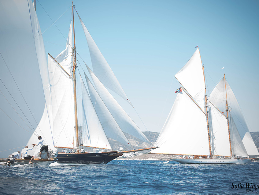Sailing photographers Mallorca