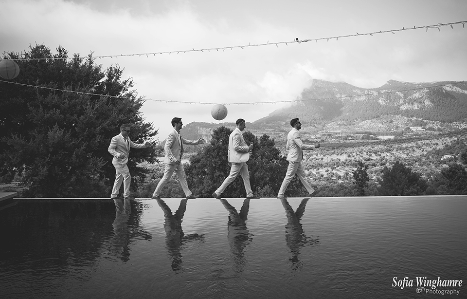 Wedding photographer in Mallorca
