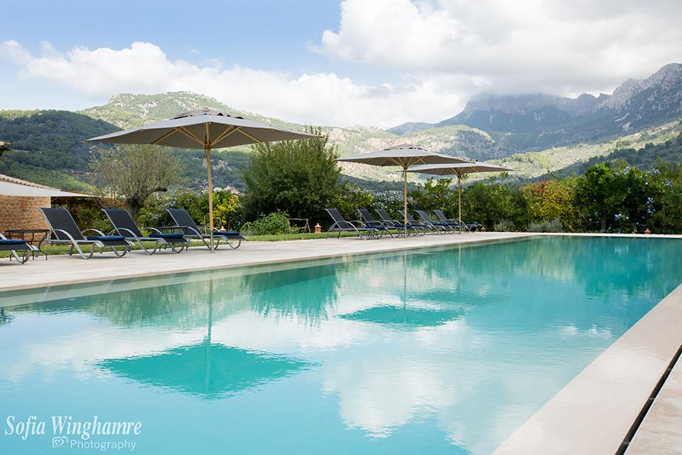 Stunning villa photographed in Mallorca