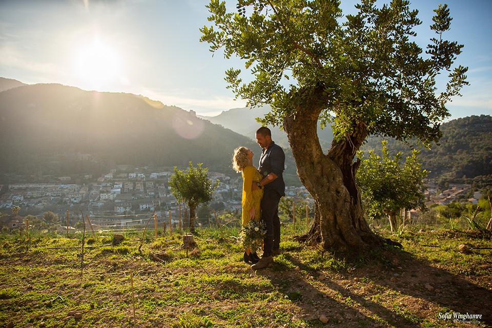 Wedding photographer based in Mallorca