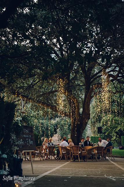 Beautiful wedding venue in Mallorca