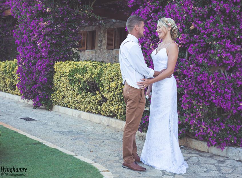 Wedding photographers in Mallorca