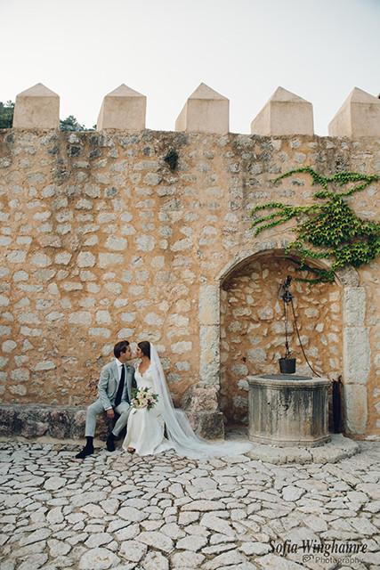 Romantic finca wedding in Mallorca