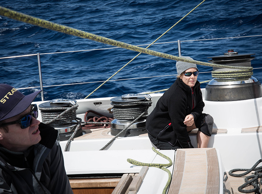 sailing yacht photographer