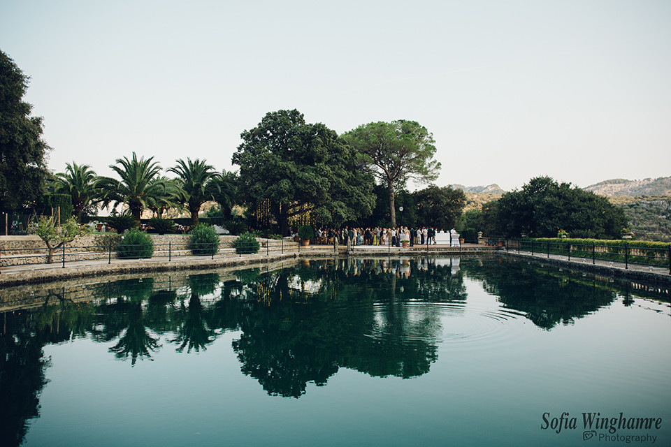 Beautiful Mallorca wedding venue