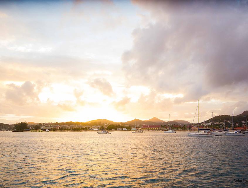 Sailing photography