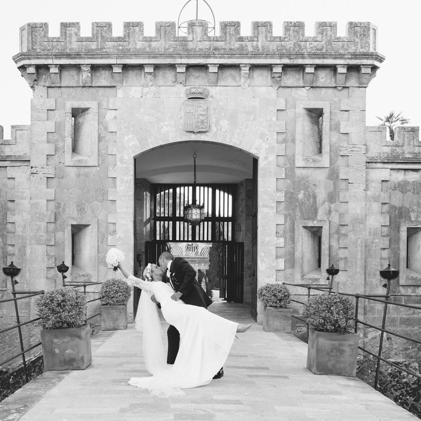 Cap Rocat wedding photography