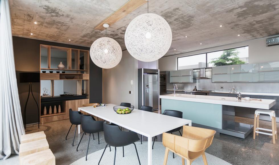 Rénovation cuisine moderne