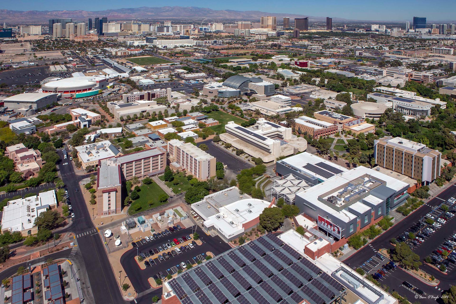 UNLV, Las Vegas Campus