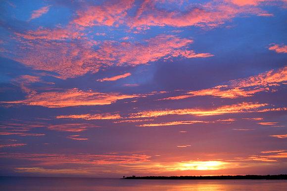 Long Island Sunset II