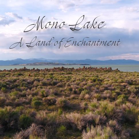 Mono Lake Drone Aerials