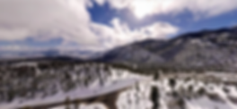 Mt. Charleston, snow, 360VR, Drone,winter