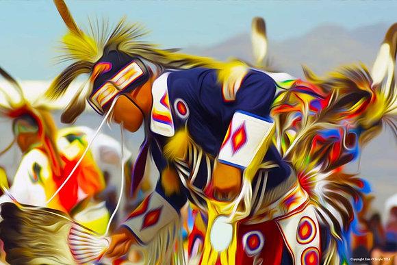 Native Dancer II
