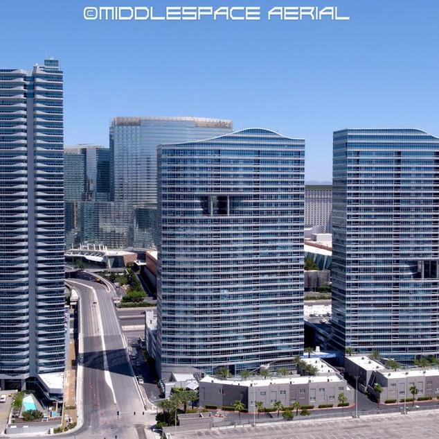 Commercial Structures Aerial Reel Footage - FAA Drone Pilot Las Vegas Demo Reel