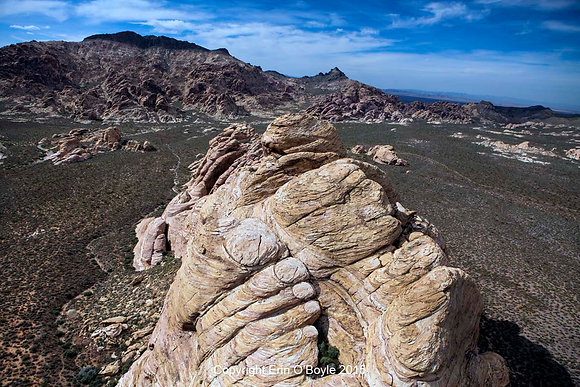 Desert Rock Foot