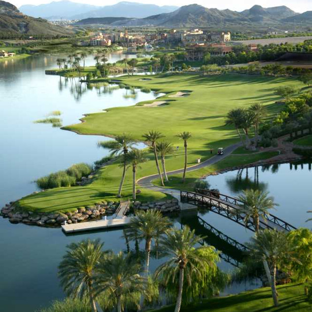 Reflection Bay Golf Course