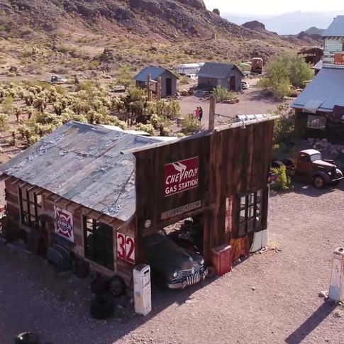 El Dorado Gold Mine Aerials