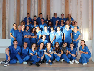 Coolsculpting University,centre de formation Allergan, Barcelona, 15-17 Septembre 2017
