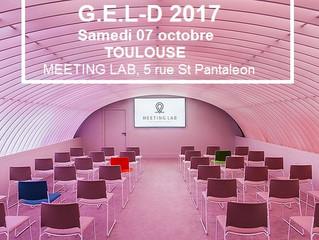 Réunion annuelle du G.E.L-D, samedi 07 octobre 2017, Meeting Lab,TOULOUSE.