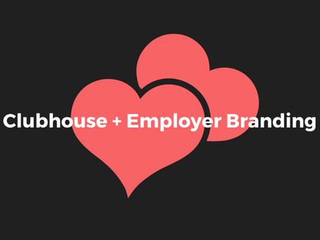 Já pensou em como usar o ClubHouse na sua estratégia de employer branding?