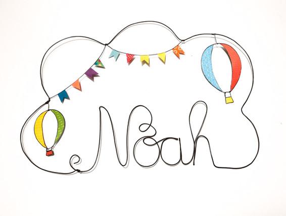 prenom montgolfière