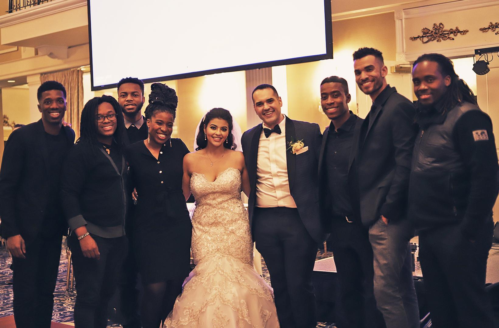 11-17-2019 SSE Wedding band x weds