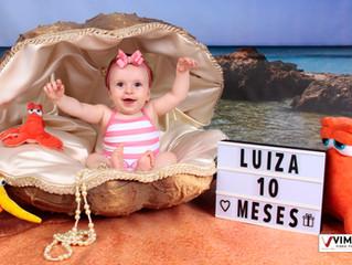 Luiza - 10 meses