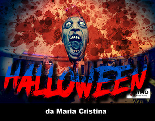Halloween da Maria Cristina
