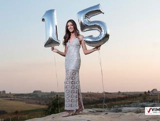 Rafaela 15 anos