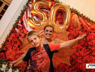 Valéria 50 anos