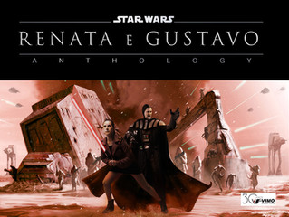 Renata e Gustavo - Star Wars