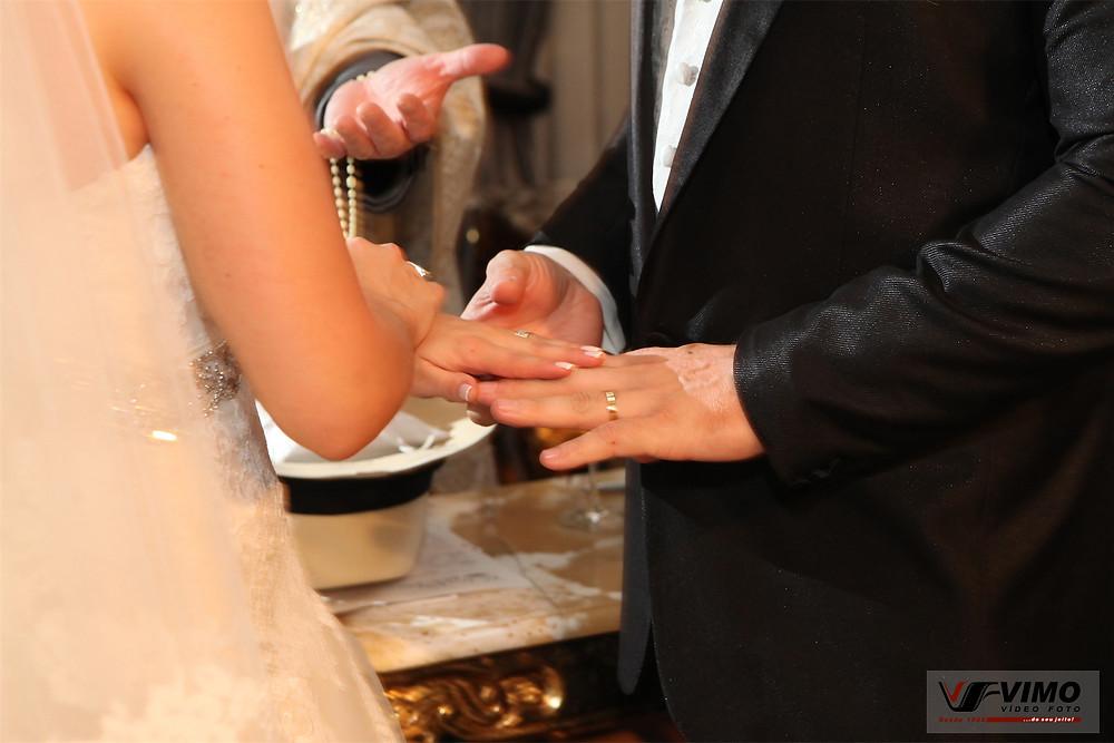 As mãos que se comunicam.