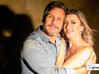 Ensaio Andréa e Emerson