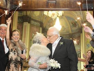 Marita e Carlos - 60 anos juntos