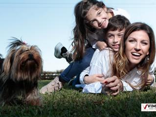 Ensaio Nicole e filhos