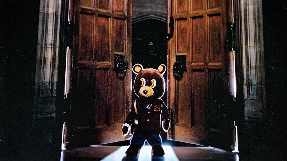 Kanye West Late Registration Vinyl Record Autographed