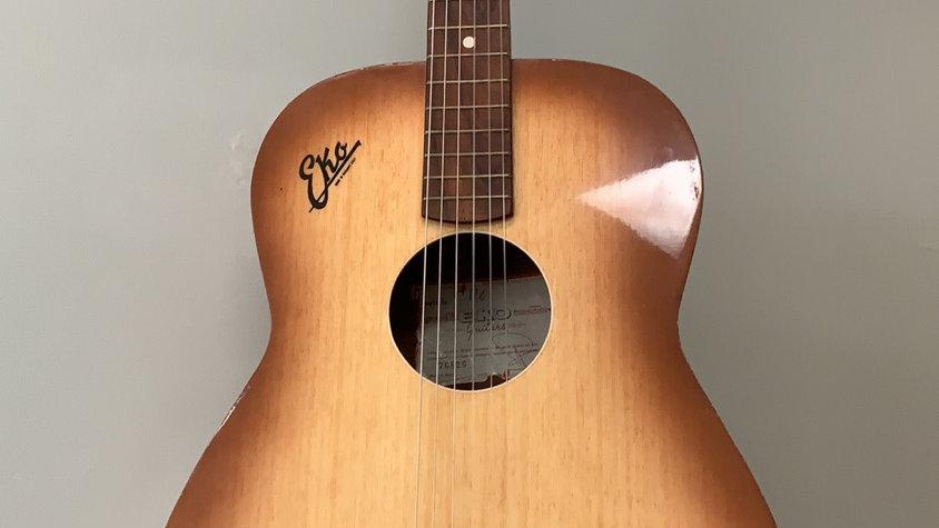 EKO Italian made nylon acoustic guitar