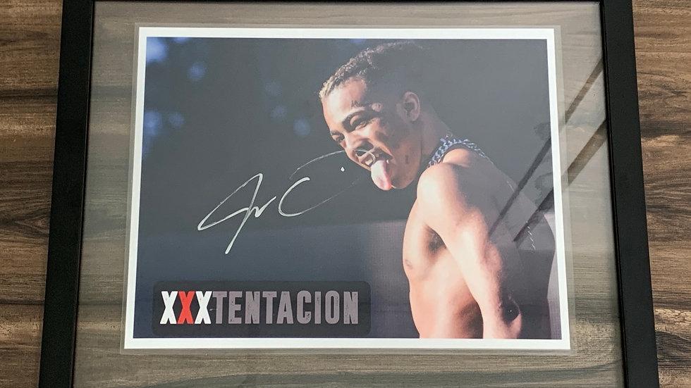 XXXtentacion Autograph