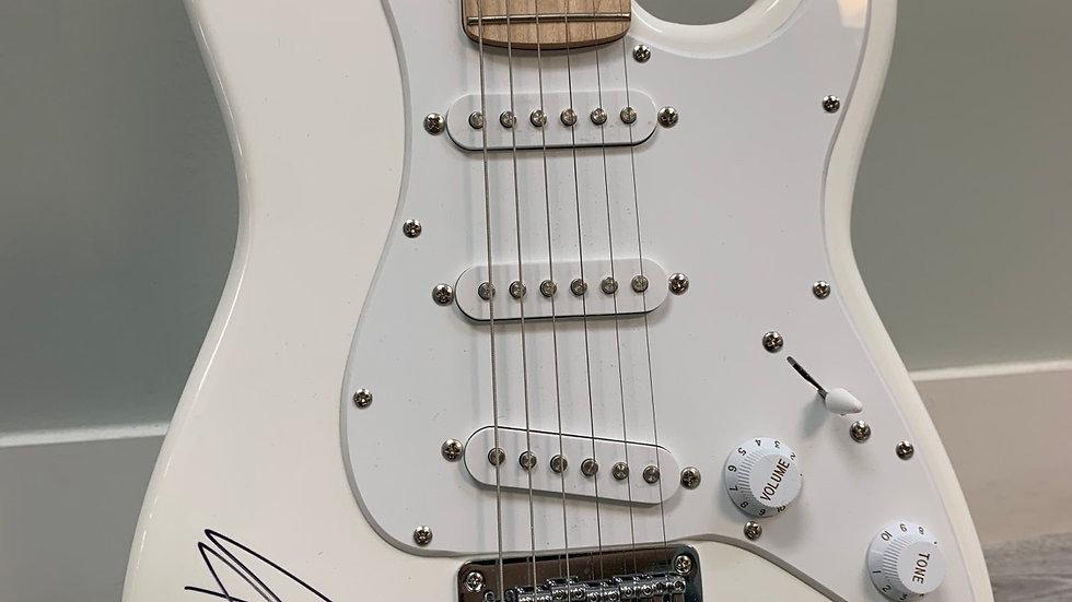 Hard Rock Sponsorship Guitar Autographed by Drake