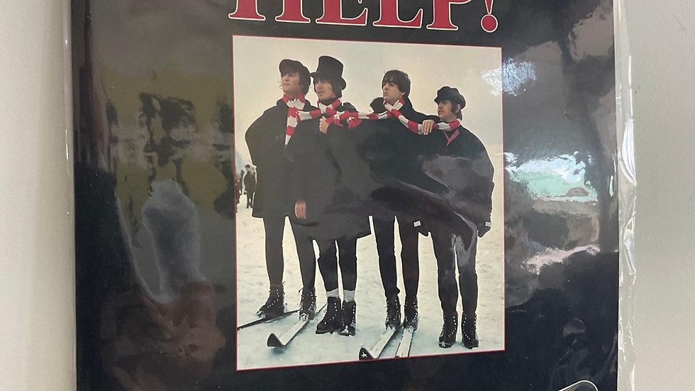The Beatles Help Laserdisc