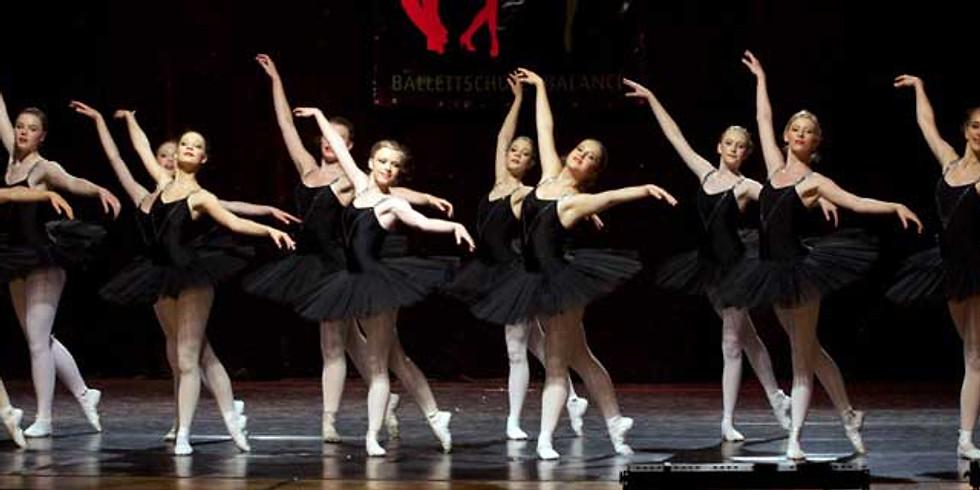 Ballettaufführung: Der gestiefelte Kater